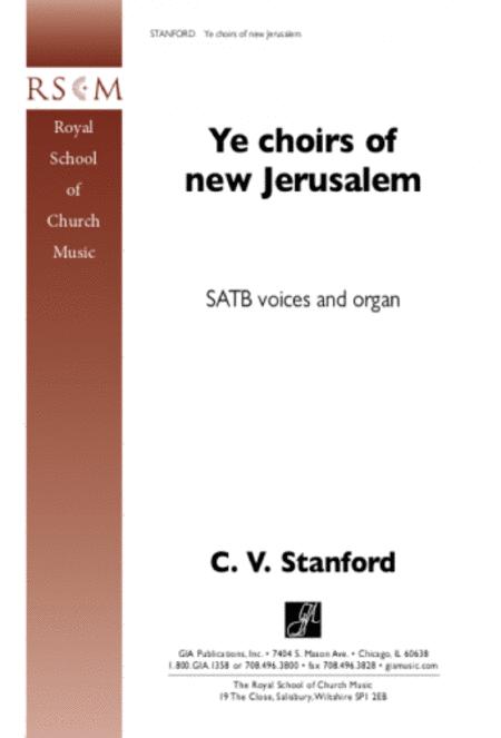 Ye Choirs of New Jerusalem