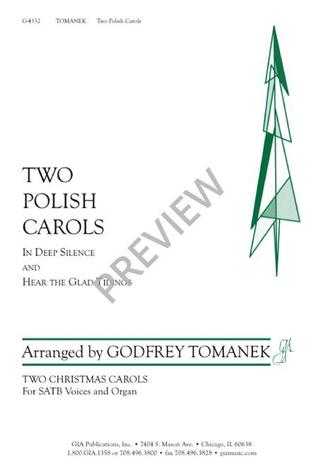 Two Polish Carols