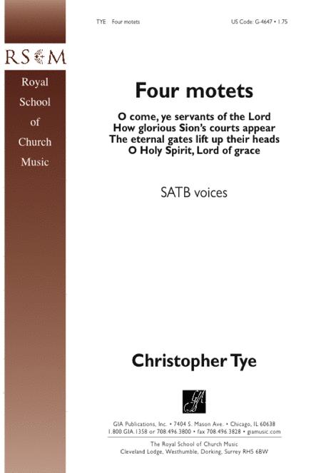 Four Motets