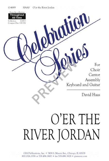 O'er the River Jordan