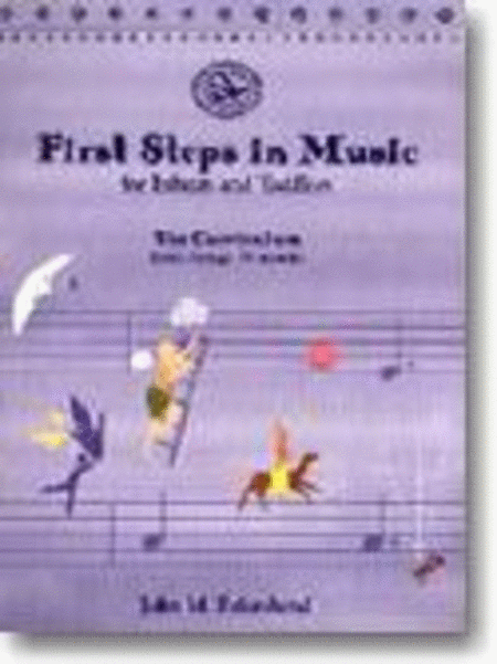 First Steps in Music for Infants and Toddlers