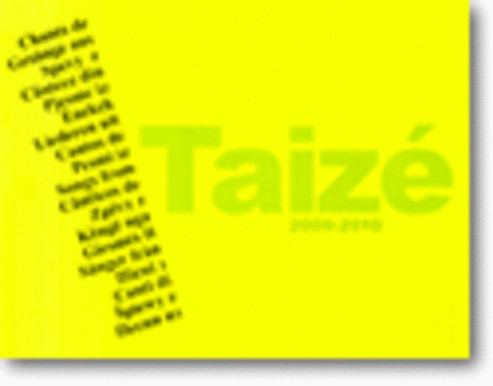 Chants de Taize (Songs from Taize)