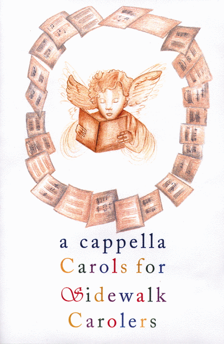 A Cappella Carols for Sidewalk Carolers