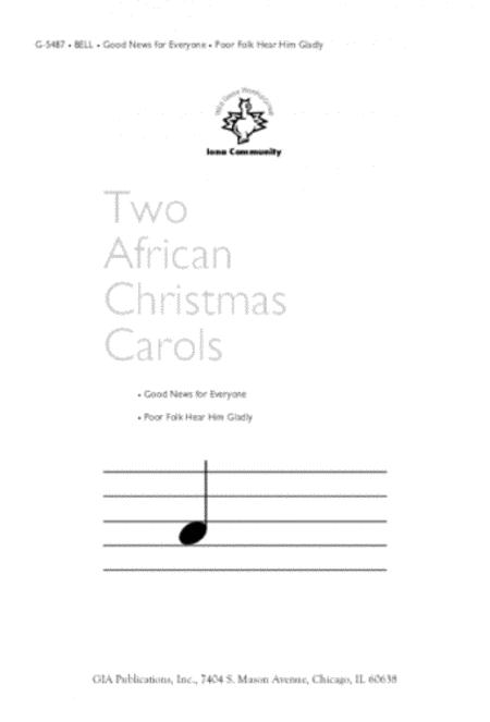 Two African Christmas Carols