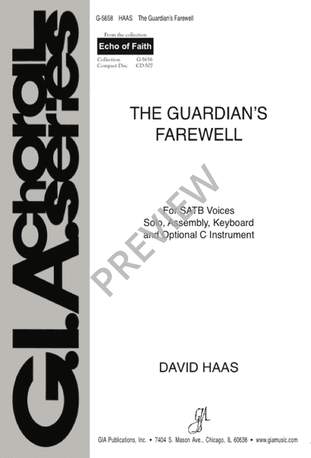 The Guardian's Farewell