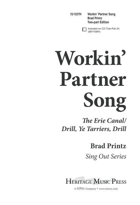 Workin' Partner Song