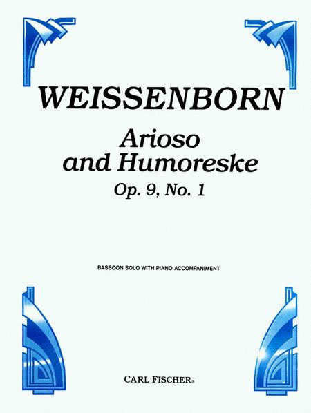 Arioso and Humoreske, Op. 9, No. 1