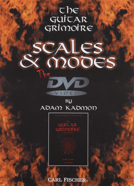 The Guitar Grimoire: Scales and Modes