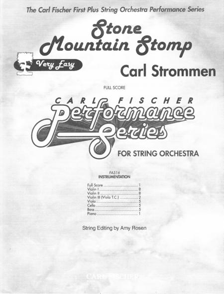 Stone Mountain Stomp