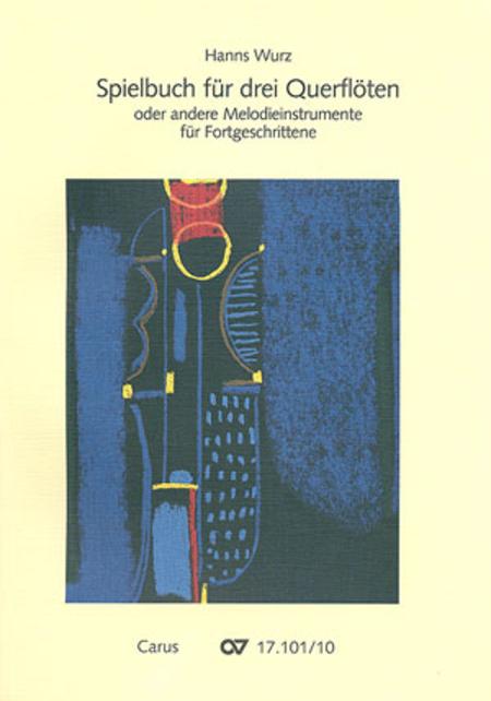 Querflotenschule (Spielbuch 3 fur 3 Fl)