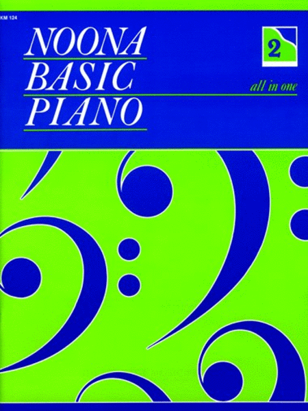 Noona Basic Piano Book 2