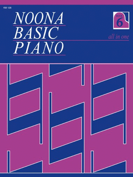Noona Basic Piano Book 6