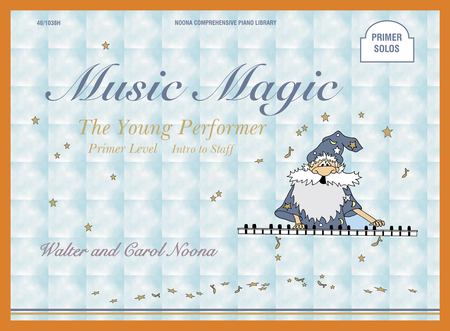 Noona Comprehensive Music Magic Piano Young Performer Primer