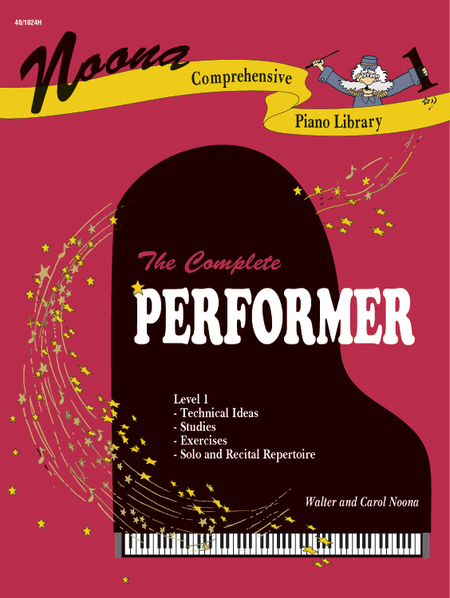Noona Comprehensive Piano Complete Performer Level 1