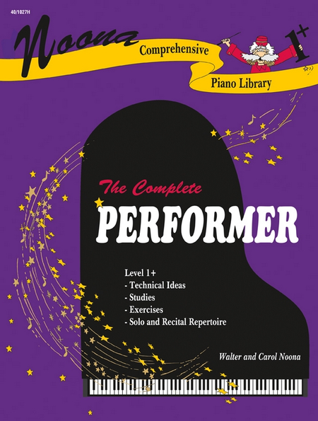 Noona Comprehensive Piano Complete Performer Level 1+