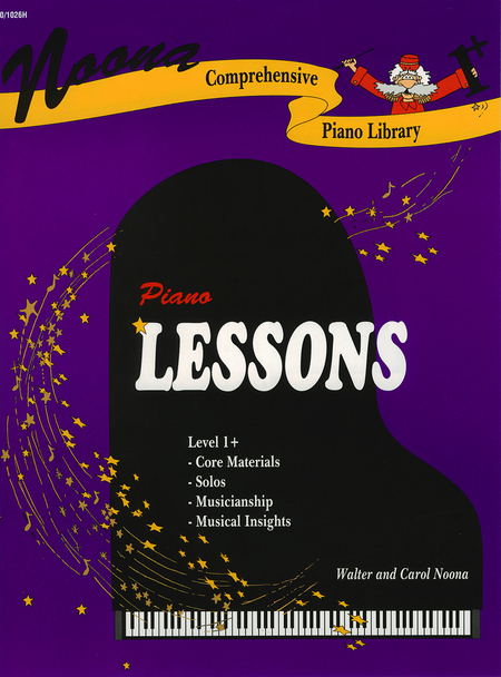 Noona Comprehensive Piano Lessons Level 1+