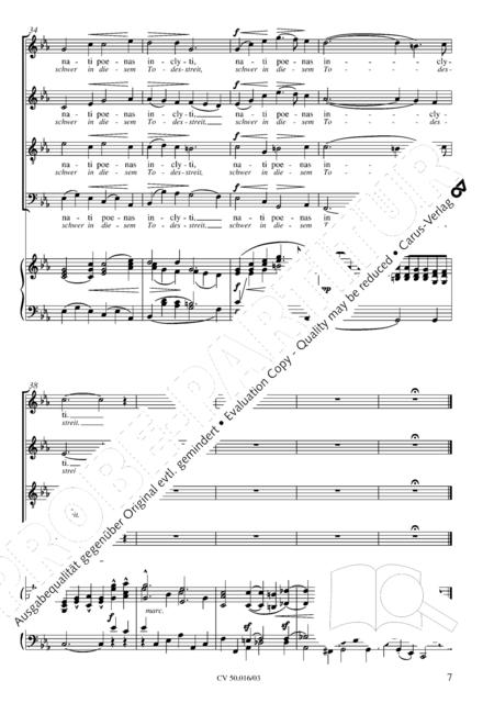 Stabat Mater in C minor
