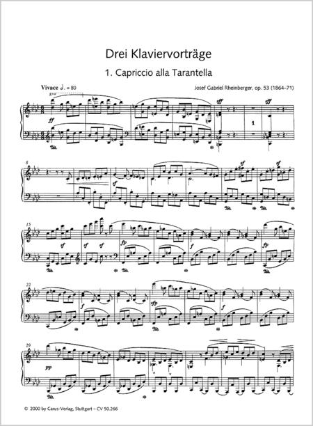 Klaviermusik zu 2 Handen II