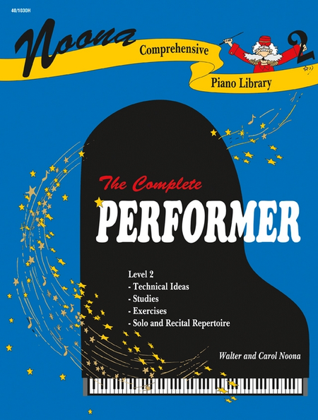 Noona Comprehensive Piano Complete Performer Level 2