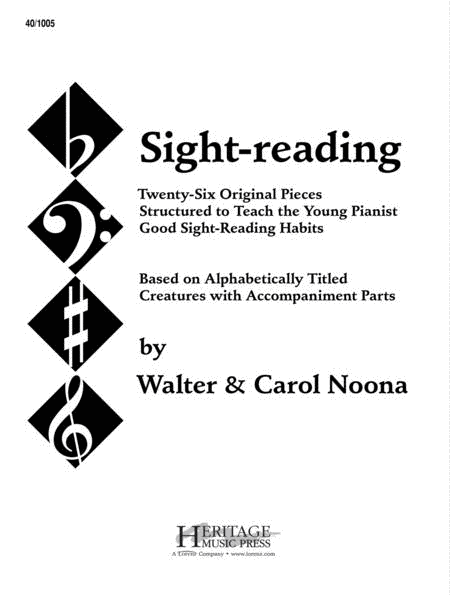 Sight Reading Vol 1