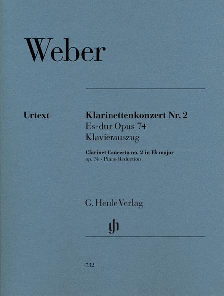 Clarinet Concerto No. 2 in E-flat Major, Op. 74