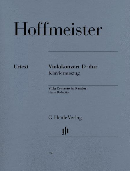 Viola Concerto D Major