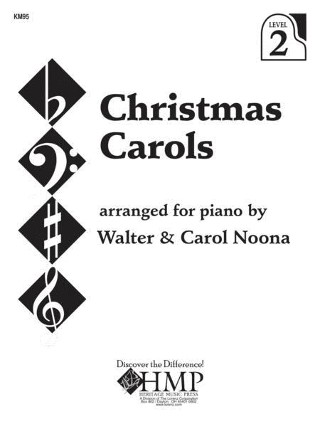 Noona Young Pianist Christmas Carols Book 2