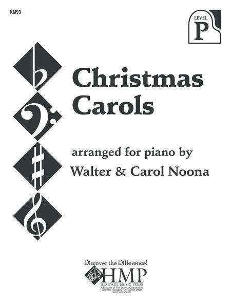 Noona Young Pianist Christmas Carols Primer