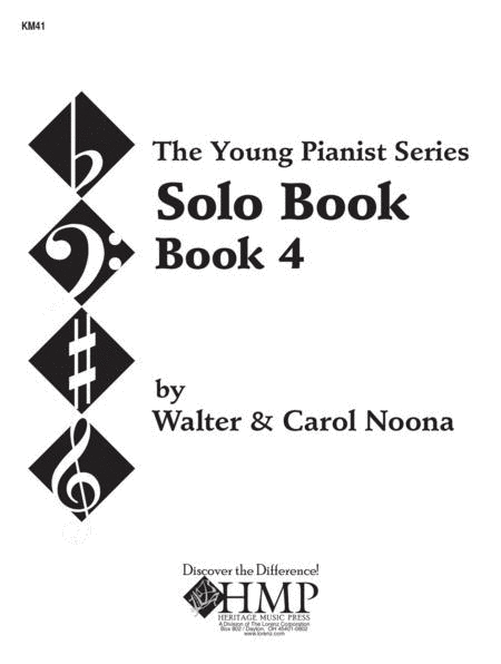 Noona Young Pianist Solo Book 4