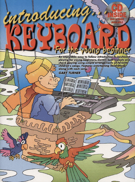 Progressive Introducing Keyboard Young Beginner (Book/CD)
