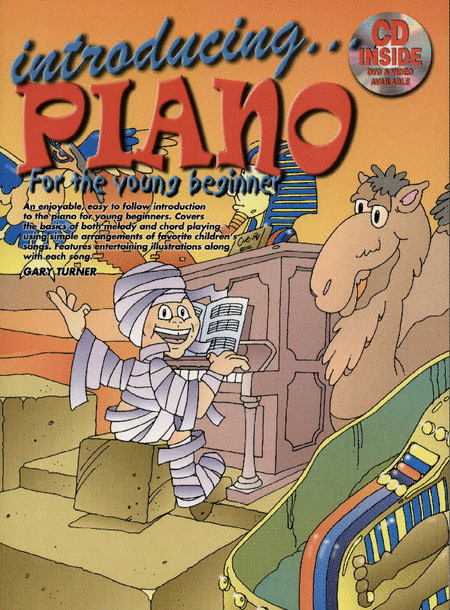 Progressive Introducing Piano Young Beginner (Book/CD)