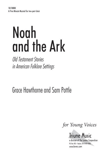 Five-Minute Musicals: Noah and the Ark