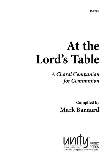 At the Lord's Table