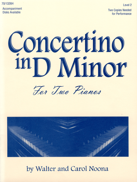 Concertino in D Minor