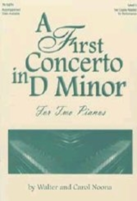 A First Concerto in D Minor