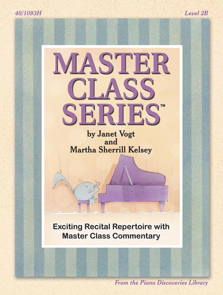 Master Class Series - Level 2B