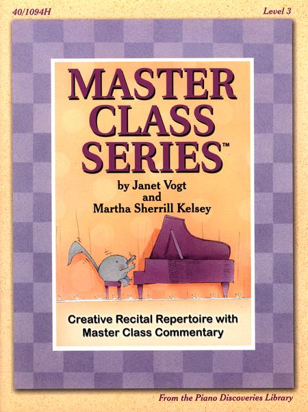 Master Class Series - Level 3