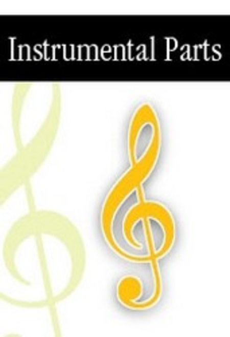 Holy God, We Praise Your Name - Instrumental Parts
