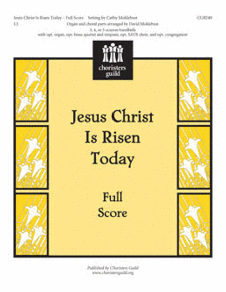Jesus Christ Is Risen Today! - Full Score