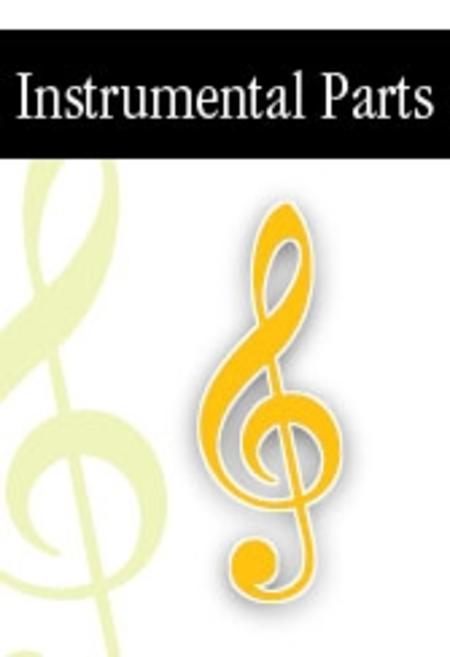 Osse Shalom - Instrumental Parts