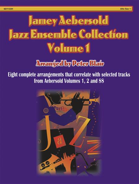 Aebersold Jazz Ensemble, Vol. 1 - Alto Sax 1