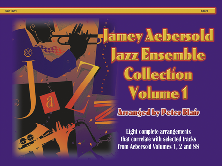 Aebersold Jazz Ensemble, Vol. 1 - Score with CD