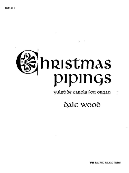 Christmas Pipings