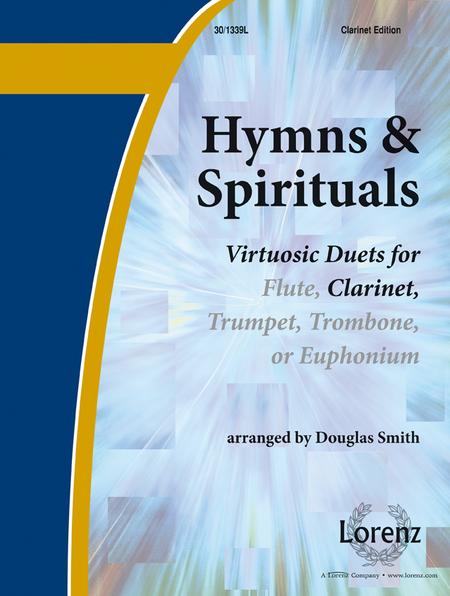 Hymns & Spirituals - Clarinet