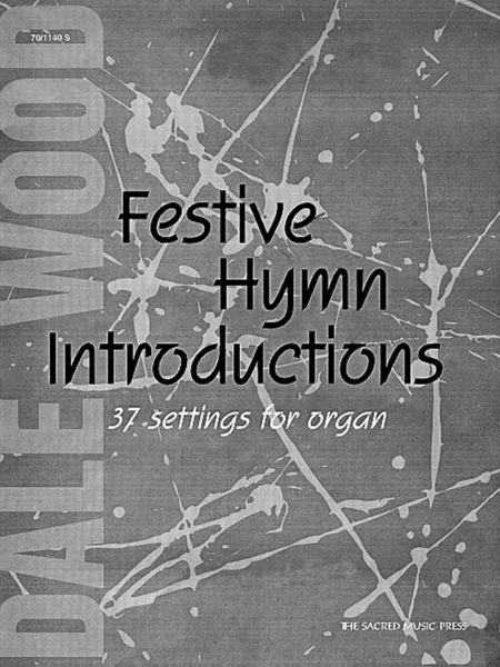 Festive Hymn Introductions for Organ