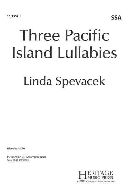 Three Pacific Island Lullabies
