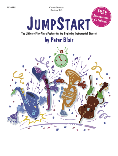 JumpStart - Trumpet/Cornet/Baritone TC