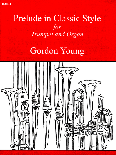 Prelude in Classic Style for Trumpet and Organ
