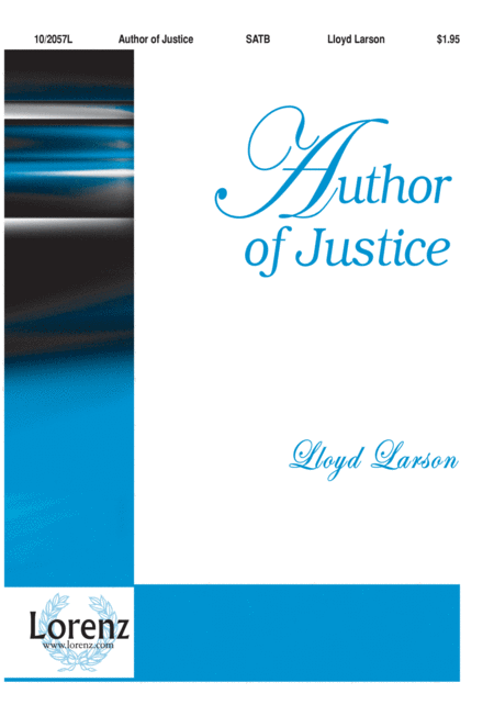 Author of Justice