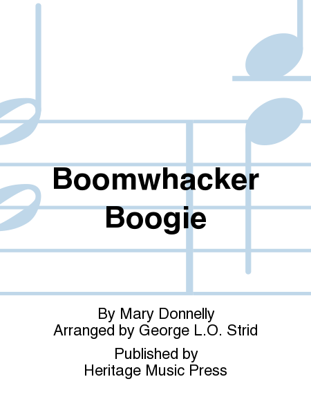 Boomwhacker Boogie